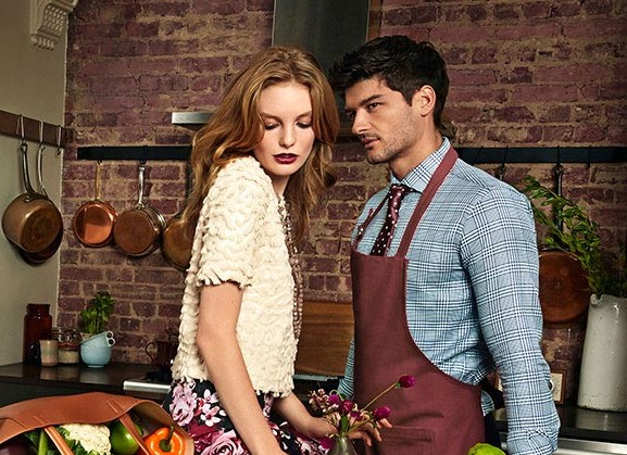 Marsala will show up in floral prints and stripes in men's and women's clothing throughout the year.(Photo: Pantone)