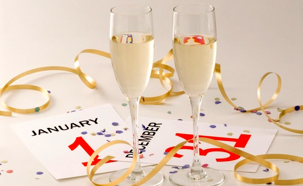 Ring in the new year with a special dinner. (Photo: Waterways Cruises)