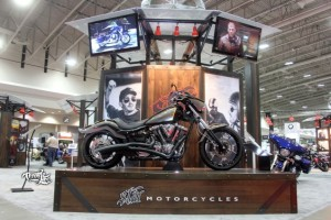 The Washington, D.C. Progressive International Motorcycle Show will be at the convention center Friday, Saturday and Sunday. (Photo; Throttle Life)