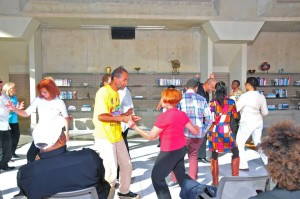 Learn more about hand dancing on Saturday at St. Elizibeths East. (Photo: Humanities Council of D.C.)