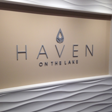 Haven on the Lake offers a unique holistic health and beauty experience (Photo: Lia Phipps/DC on Heels)