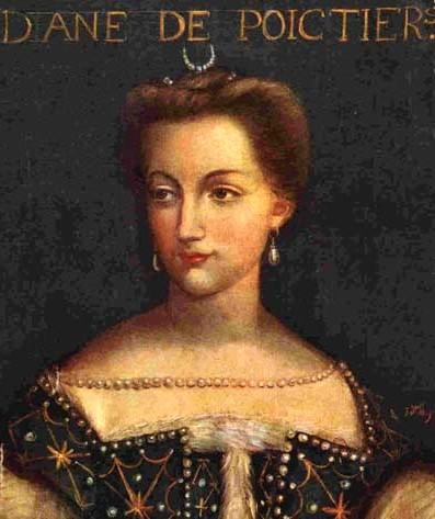 """Diane de Poitiers"" by Unknown (Photo: Wikimedia Commons/Public Domain)"