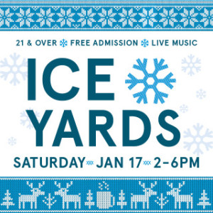 The Yards will be transformed into a ski chalet. (Graphic: The Yards)