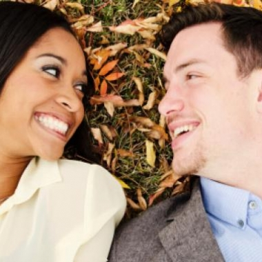 Interracial dating is fun and exciting. (Photo: www.theroot.com)