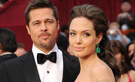 Brad Pitt and Angelina Jolie (Photo: Role Reboot)