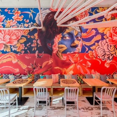 China Chilcano, Jose Andres' new Peruvian-Chinese-Japanese restaurant, opens Monday. (Photo: R Lopez/China Chilcano)