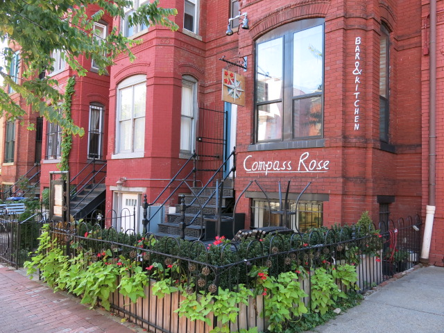 Compass Rose, 1346 T St. NW. (Photo: Popville)