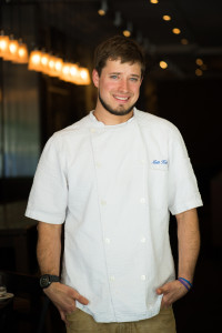Chef Matt Kuhn is the new executive chef of Nopa Bar + Grill. (Photo: Ardeo+Bardeo)