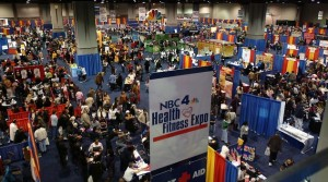 The NBC4 Health and Fitness Expo is back this weekend. (Photo: WRC)