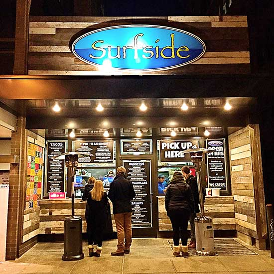Surfside recently opened a 24-hour stand in Dupont. (Photo: Surfside)