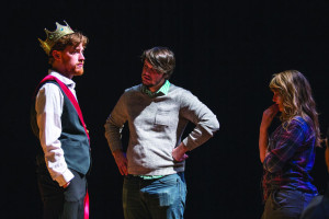 """University of Maryland students will perform """"MacBeth"""" this weekend. (Photo: James Levin/The Diamondback)"""