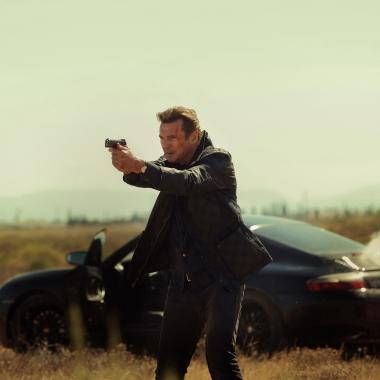 Liam Neeson as Brya Mills in Taken 3. (Photo: Sam Urdank/Europacorp-M6 Films)