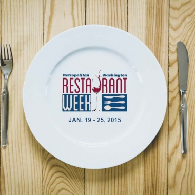 Winter restaurant week is coming Jan. 19-25. (Graphic: Mark Heckathorn/DC on Heels)