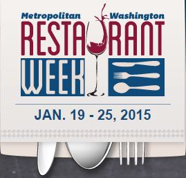 D.C. Winter Restaurant Week rungs from Jan 19-25. (Graphic: RAMW)
