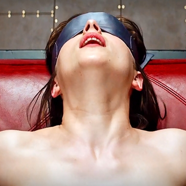 Dakota Johnson in Fifty Shades of Grey. (Photo: Universal Pictures)