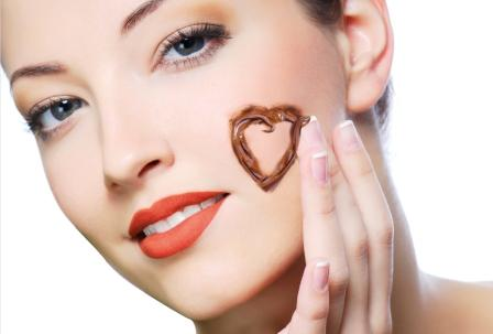 Celebrate Valentine's Day and get great skin with chocolate (Photo: Red Lotus Skin Care)