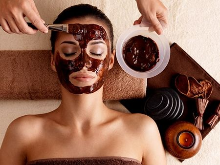 Chocolate is known to have numerous skin care benefits (Photo: Pinterest)