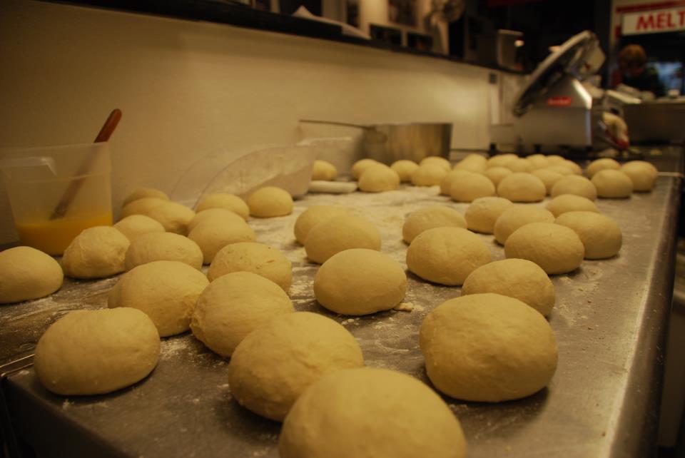 The team at Melt prepares buns daily. (Photo: Melt)