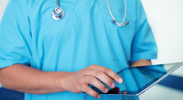 When should medical professionals google their patients? (Photo: Penn State Milton S. Hershey Medical Center)