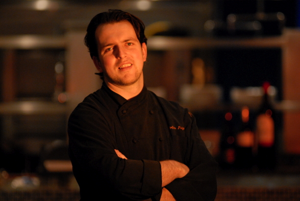 Stefano Figerio is Fiola's new executive chef. (Photo: Baltimore Sun)