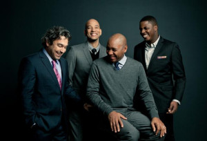 The Branford Marsalis Quartet will perform at Bethesda Blues & Jazz Supper Club. (Photo: Branford Marsalis Quartet)