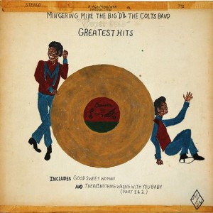 The Smithsonian American Art Museum displays LP covers from DC artist Mingering Mike. (Photo: Mingering Mike/Smithsonian)