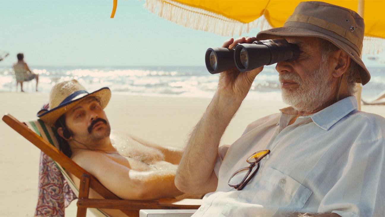 Hector Noguerra and Nestro Guzzini star in <em>Mr. Kaplan</em>, the closing night film at the D.C. Jewish Film Festival. (Photo: Memento Films)