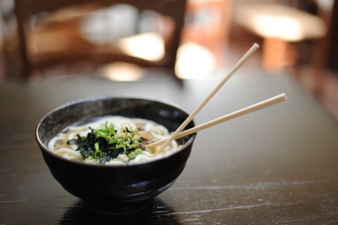Yona, a ramen bar and small plates restaurant coming to Ballston will continue its pop-up at G by Mike Isabella unit May 2. (Photo: G by Mike Isabella)