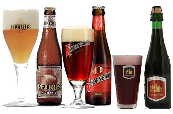 Belga Cafe will hold sour beer dinner on Tuesday. (Illustration: Mark Heckathorn/DC on Heels)