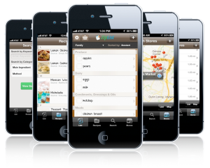 Ziplist creates a master shopping list and searches for coupons. (Photo: Ziplist)