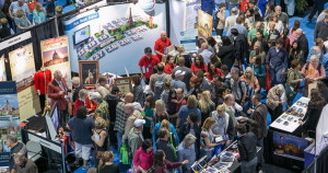 The Washington Travel & Adventure Show returns to the convention center this weekend. (Photo: Unicomm)