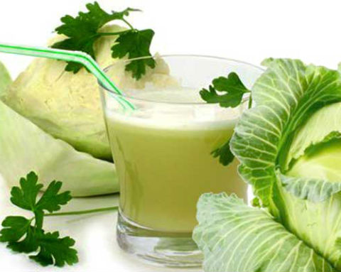 Raw cabbage juice is good for your complexion. (Photo: My Health by Nature)Raw cabbage juice is good for your complexion. (Photo: My Health by Nature)