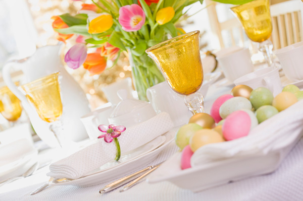 Restaurants are offering many different cuisines to suit any taste for Easter brunch. (Photo: Fishers' Tudor House)