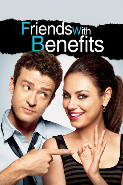 Make sure to avoid friends with benefits while in a relationship. That'll definitely complicate things. (photo: www.rogerebert.com)
