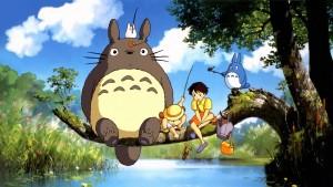 <em>My Neighbor Totoro</em> from Studio Ghibli will show at E Street Cinema at 1 p.m. Saturday and Sunday. (Photo: Studio Ghibli)