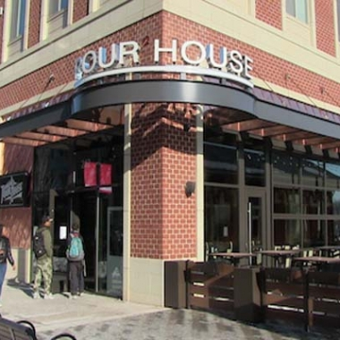 The Chicago-based Old Town Pour House opened in Gaithersburg's Downtown Crown development on Monday. (Photo: Bottleneck Management)