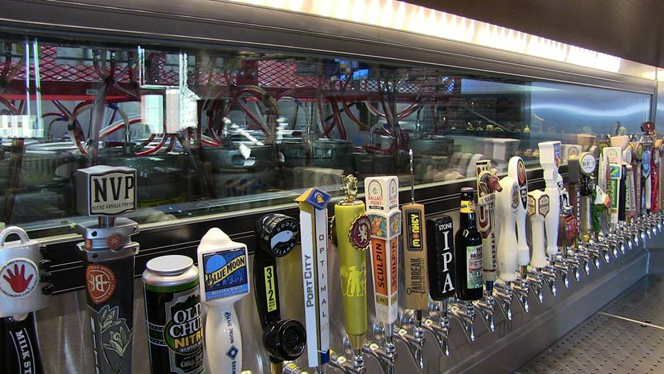 Old Town Pour House features 90 beers on draft from 120 handles. (Photo: Old Town Pour House/Facebook)