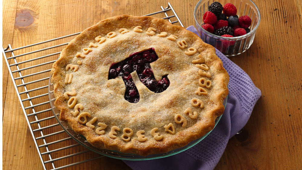 Saturday is Pi Day. Celebrate with one of these specials for fruit or pizza pies. (Photo: Pillsbury)