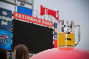 D.C. Beer Festival returns to Nationals Park on Saturday. (Photo: D.C. Beer Festival)