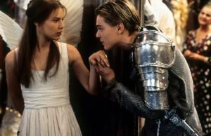 Claire Danes and Leonardo DiCaprio star in <em>Romeo + Juliet</em>. (Photo: 20th Century Fox)