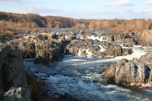 Admission to Great Falls along with other national parks across the country is free this weekend. (Photo: Mark Heckathorn/DC on Heels)