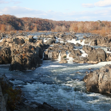 Admission to Great Falls along with other national parks across the country is free on Saturday. (Photo: Mark Heckathorn/DC on Heels)