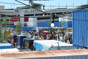 Food truck will gather Friday at Truckeroo at the the Half Street Fairgrounds by Nationals Park. Photo: Truckeroo)