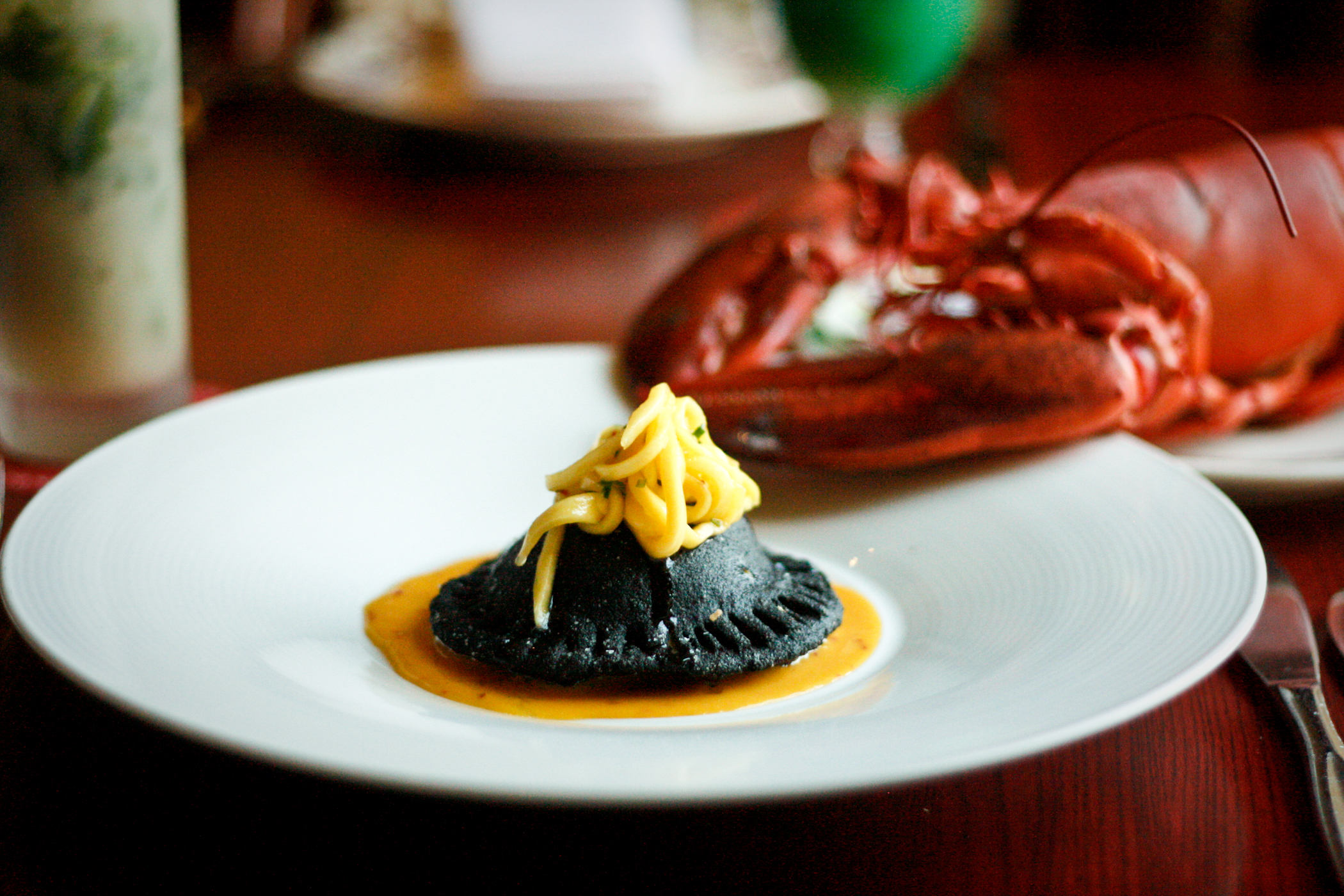 Cuba Libre's Total Eclipse Lobster Empanada will be available from Apr. 13-21. (Photo: Cuba Libre)