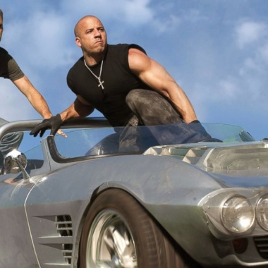 The late Paul Walker and Vin Diesel in Furious 7. (Photo: Universal Pictures)The late Paul Walker and Vin Diesel in Furious 7. (Photo: Universal Pictures)
