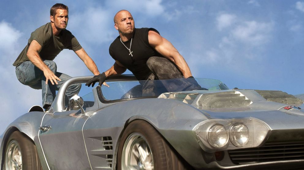 The late Paul Walker and Vin Diesel in <em>Furious 7</em>. (Photo: Universal Pictures)The late Paul Walker and Vin Diesel in <em>Furious 7</em>. (Photo: Universal Pictures)