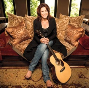 Roseanne Cash performs at Strathmore tonight. (Photo: Strathmore)