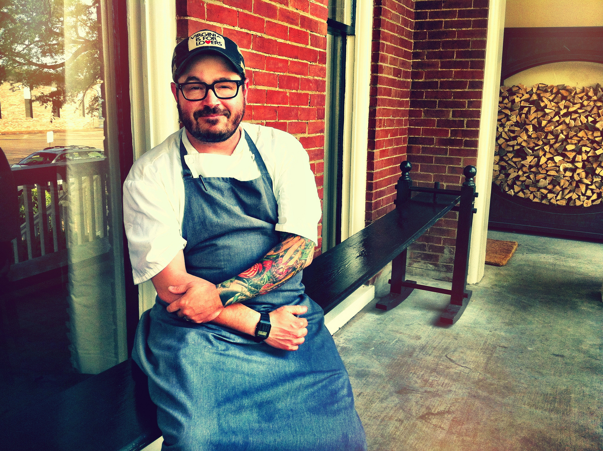"""Chef Sean Brock will host """"A Night of Southern Hospitality,"""" a charity dinner at Jack Rose Dining Saloon. (Photo: breville/flickr)"""