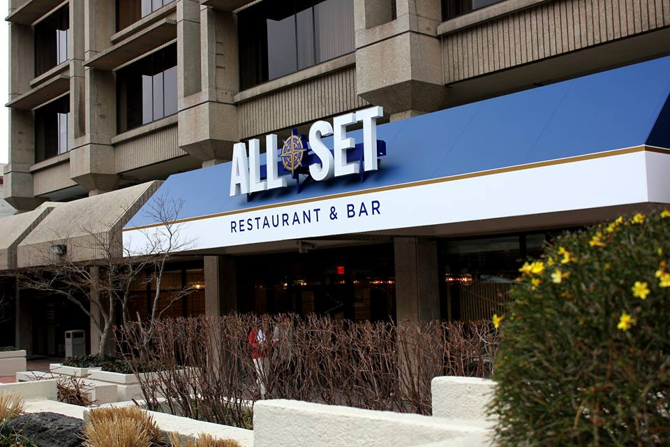 All Set restaurant will open in Silver Spring on Tuesday. (Photo: All Set)