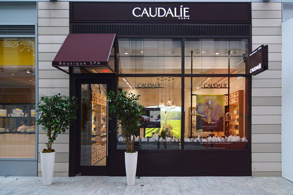 Caudalie opened an outlet on Palmer Alley in CityCenterDC recently. (Photo: Caudalie)